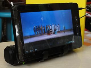 LOGICOOL タブレットスピーカー TS100