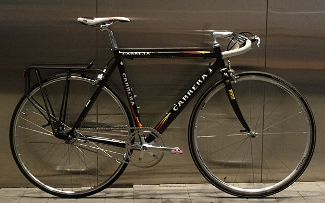 Carrera Roll with axiom STREAMLINER ROAD DLX