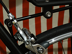 Bicycle rear carrier for Road Bike