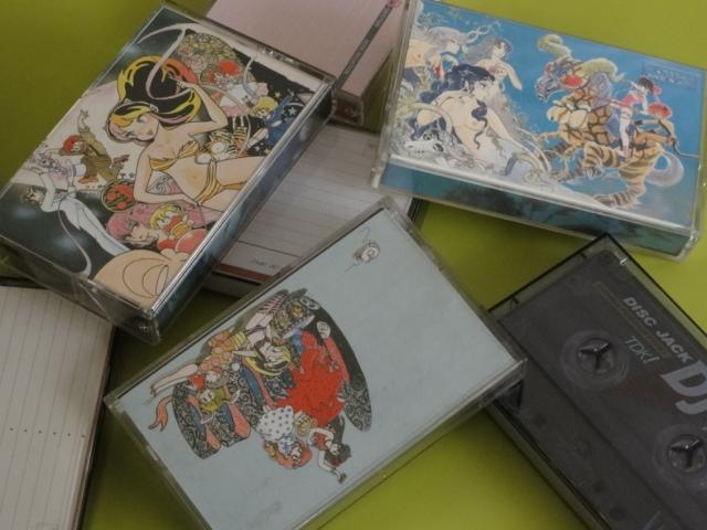 コンパクトカセットテープ