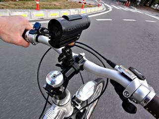 ContourROAM自転車マウント