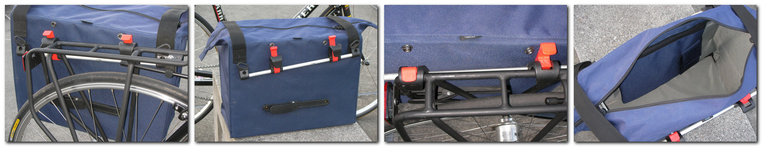 RIXEN&KAUL ST820 Cargo Pannier bag