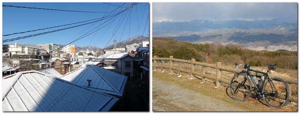 2014年3月10日雪のち晴れ