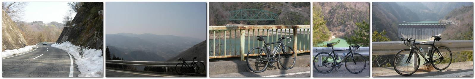 2014年3月12日「長野県道1号線の風景」