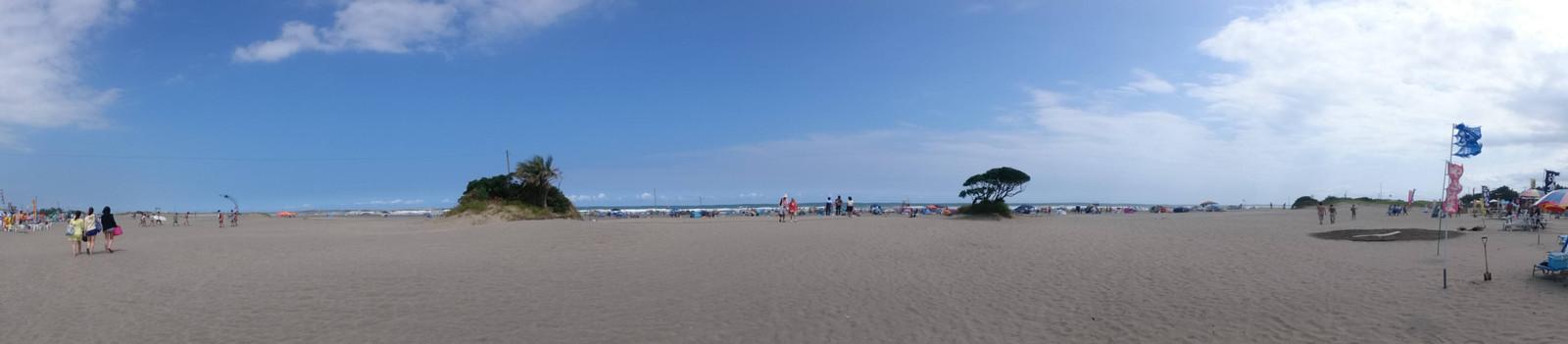 九十九里浜片貝海水浴場