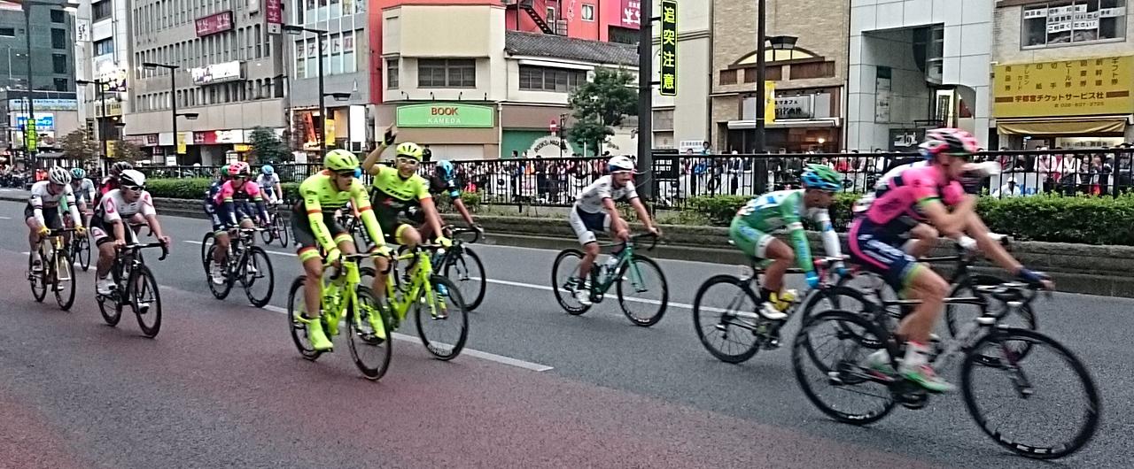 2016年10月22日ジャパンカップクリテリウム