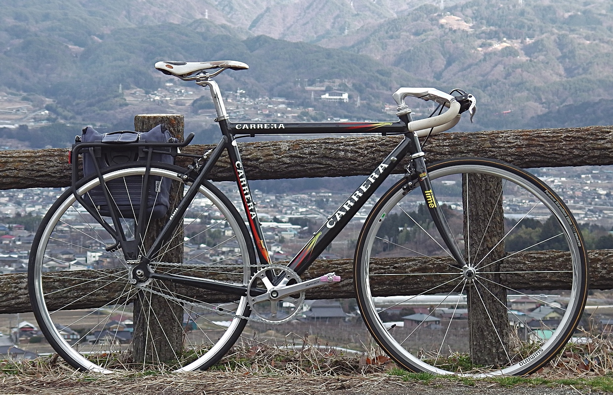 CARRERA ROLL Fixed Gear