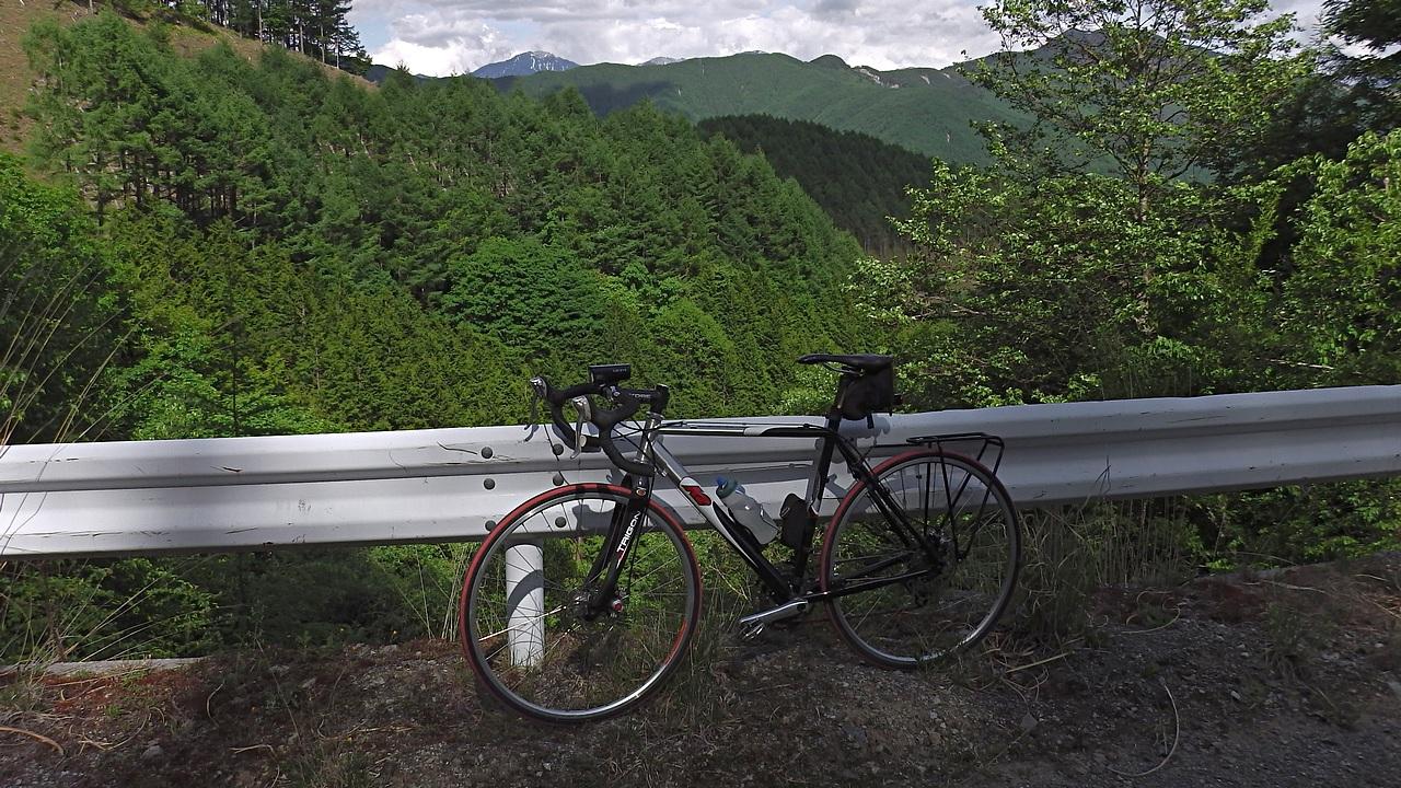 林道高森山線