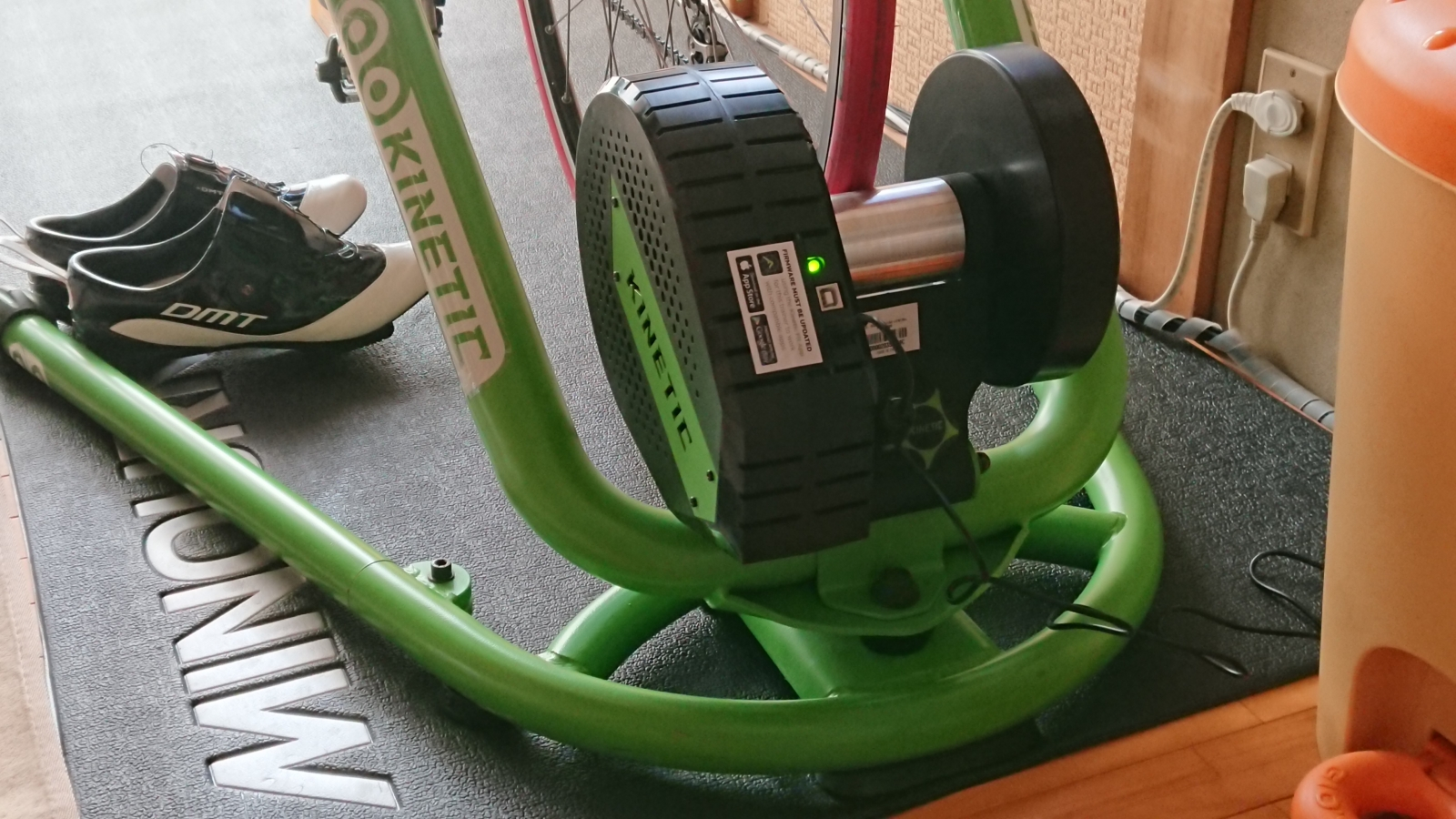 Kinetic by Kurt Rock and Roll Smart Control Trainer